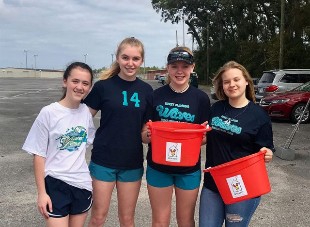 14 Power Volunteers To Raise Money For A Good Cause