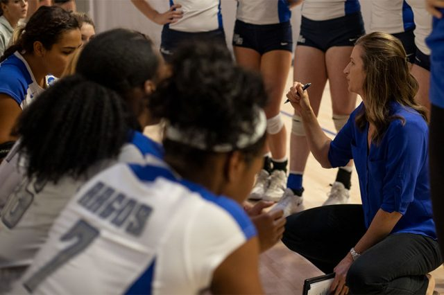 UWF Volleyball's 2019 Fall Youth Clinic – Nov 10th